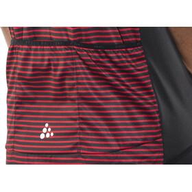 Craft Reel Graphic Jersey Men Black/Bright Red